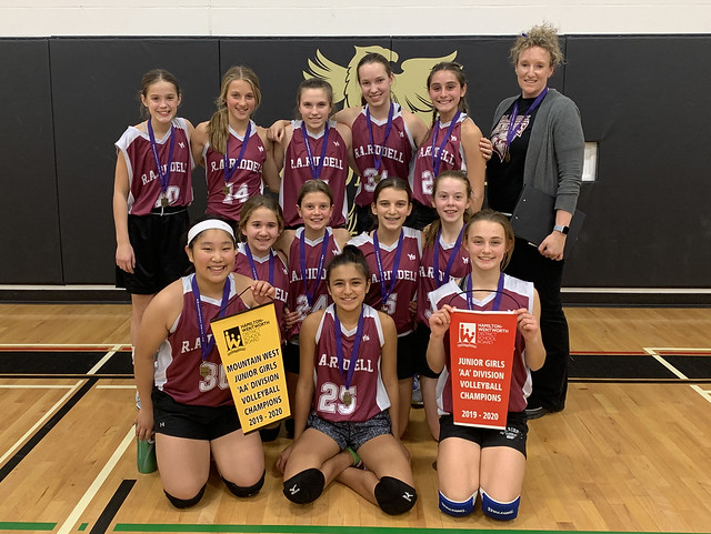 2019-20 Elementary Girl's Volleyball Championships