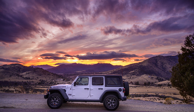 Rubicon at Sunset 0618