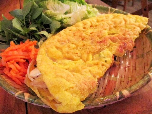 Loc Phat banh xeo pancake