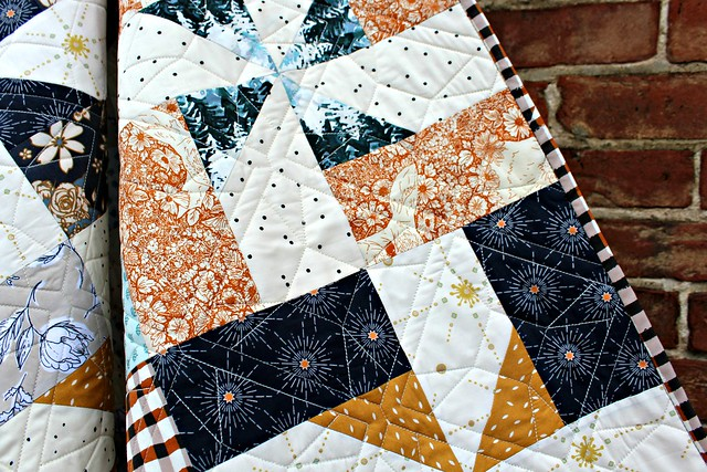 Winter Woods Beacon Quilt
