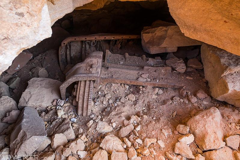 Buried Motor