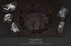 unstable. Inanna's Altar AD