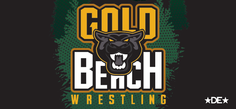 Gold Beach Panthers Wrestling Gear