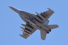 United States Navy (USN) - Boeing EA-18G Growler - BuNo 166936 - Nellis Air Force Base (LSV) - July 21, 2015 2 245 RT CRP