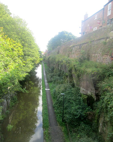 Roman Wall, Chester | by piningforthewest