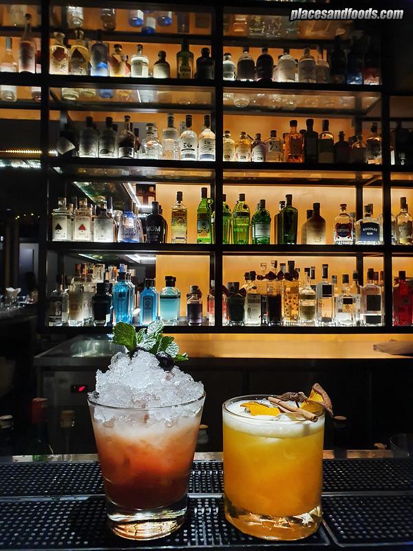 mezze bistro kl xmas cocktails