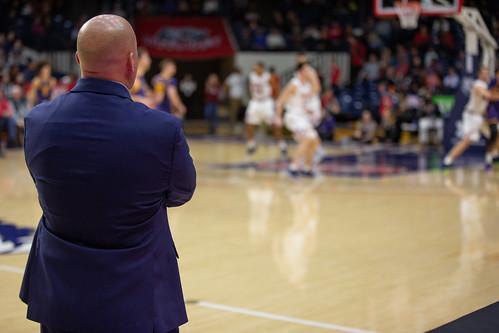Men's Basketball vs. Lipscomb