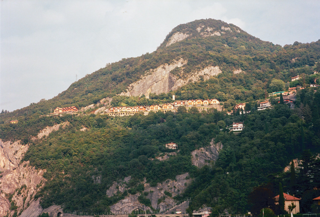 Mountain at Varenna