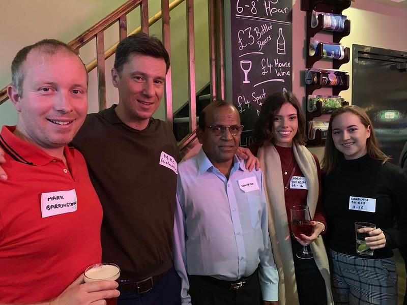 London Alumni Reunion 2019