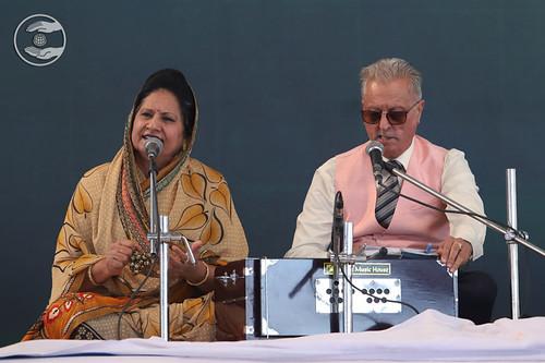 Sampuran Avtar Bani Shabad by Renu Paramjit, Tracy USA