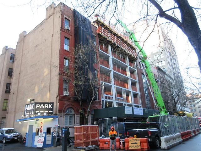 2019 Seventh Floor Rising 350 and 352 Building Next Door 1196