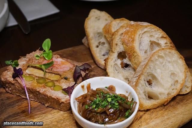 mezze kl foie gras