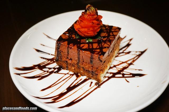 mezze kl choc cake