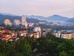 IKuala Lumpur at Dawn