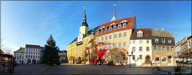 Marktplatz zu Roßwein