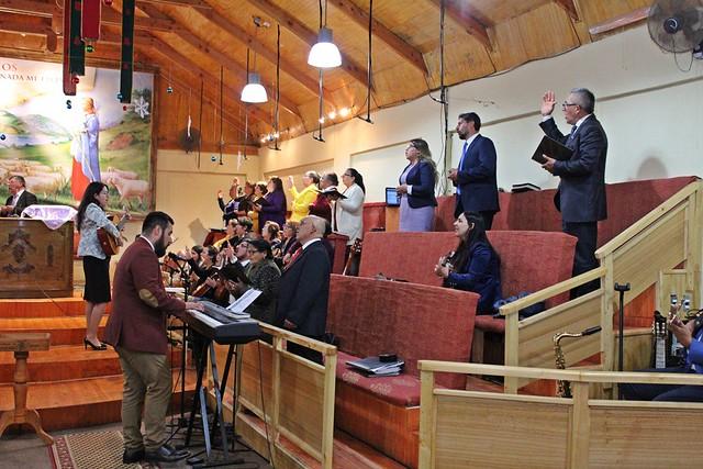 Vigilia de Alabanza y Adoración en Dichato
