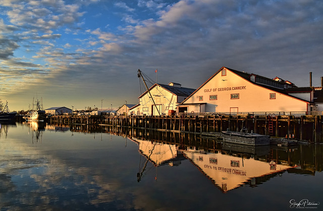 (Gulf of Georgia Cannery)  Steveston Fishing Village