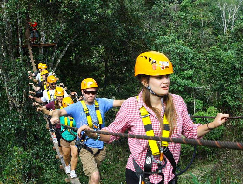 Dragon Flight Zipline (Chiang Mai, Thailand) – Brochures, Info, Price & Travellers Reviews
