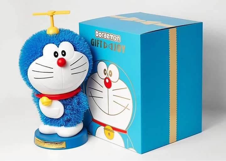 化身閃耀的雪白聖誕樹!Macott Station 哆啦A夢發光聖誕樹(Doraemon X' mas Light 2019)超萌登場
