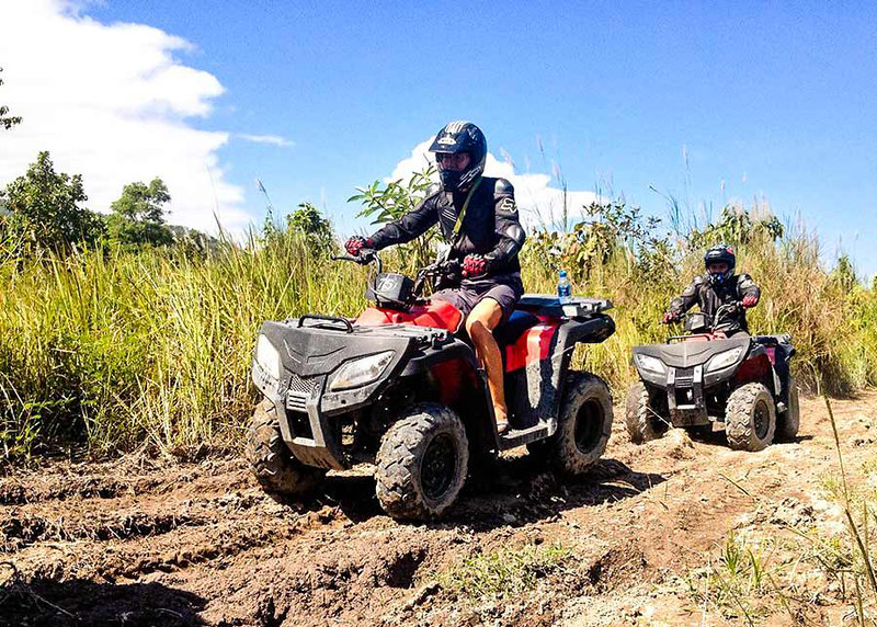 The Peak Adventure ATV (Chiang Mai, Thailand) – Brochures, Info, Price & Travellers Reviews