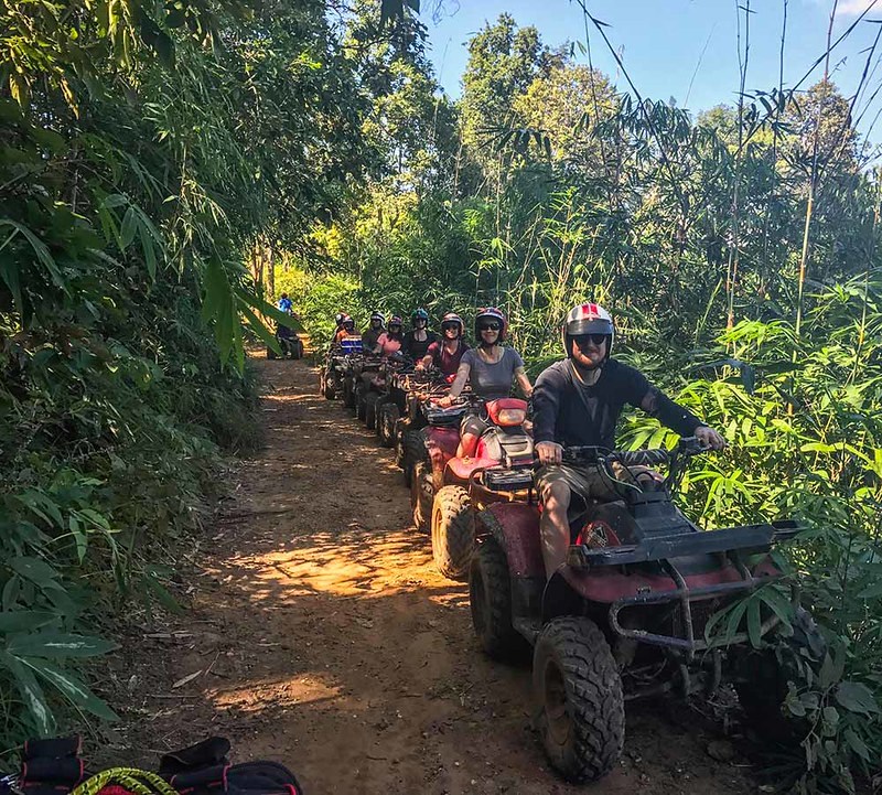 8 Adventures Quad Bike ATV (Chiang Mai, Thailand) – Brochures & Travellers Reviews