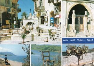Cyprus - Greetings from Polis, Latsi and Akamas