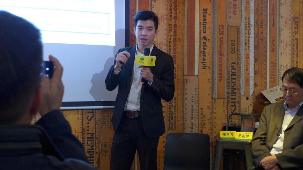 瓦特先生執行長楊青晏說,再生能源購電協議,可購齊電力與再生能源憑證,達到電證合一。孫文臨攝