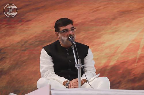 Vivek Mauji Ji, Stage- Coordinator