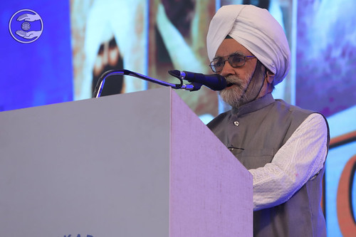 Speech by Arjan Singh Ji, Sanyojak, Kolkata WB