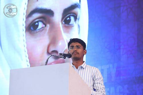 Speech by Yogesh Bandgar Ji, Nipani KT