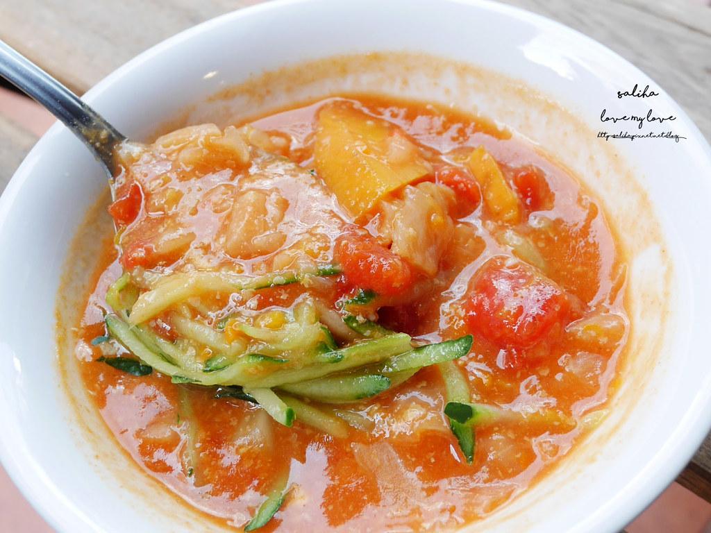 台北士林區天母素食餐廳分享私廚房Snuggles Kitchen  (4)