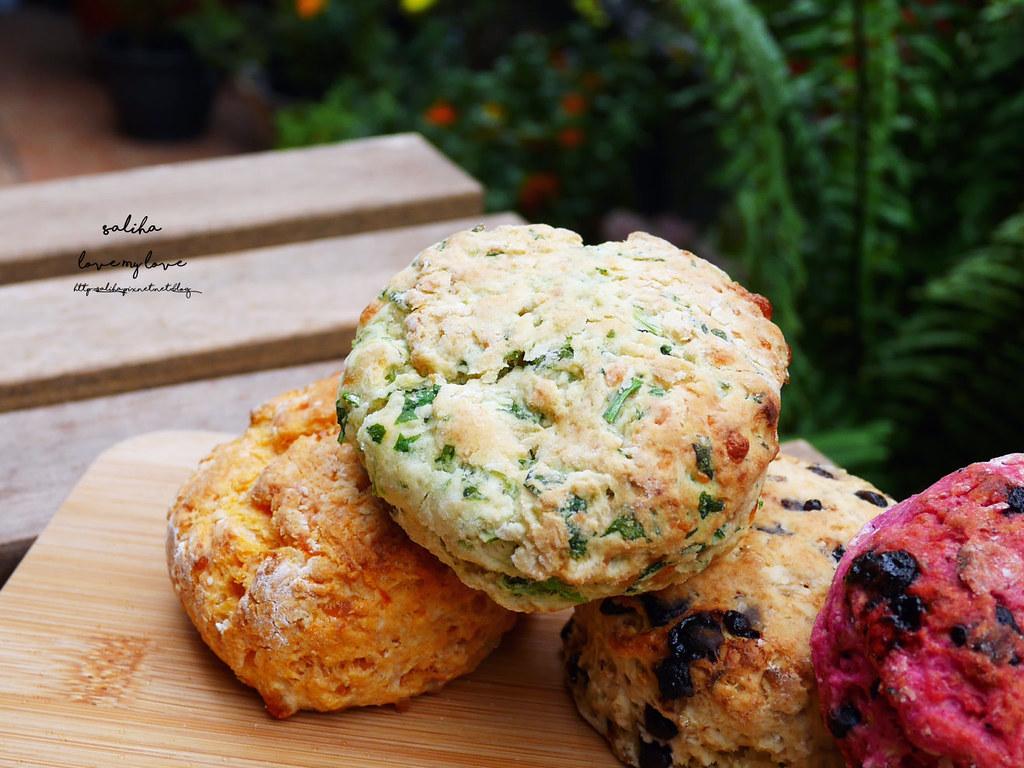 台北士林區天母私廚房Snuggles Kitchen花園下午茶咖啡素食  (6)