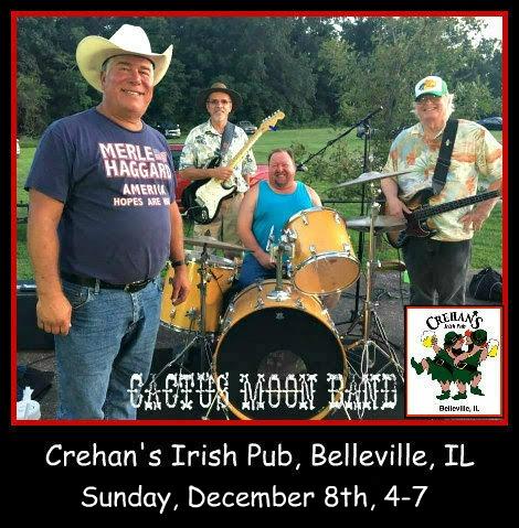 Cactus Moon Band 12-8-19