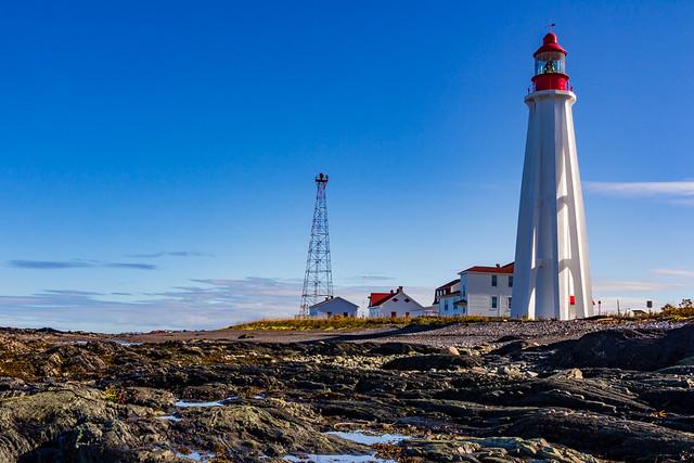 Pointe-au-Père Lighthouse