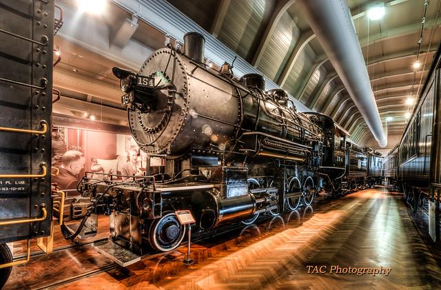inside Henry Ford Museum 2014