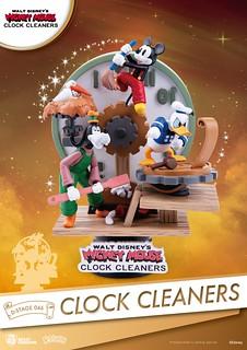 懷舊的迪士尼早期短篇動畫,夢精選復活! 野獸國 夢-精選 系列《大鐘清潔員》、《樂隊演奏會》登場!D-Stage 046 Clock Cleaners、D-Stage 047 The Band Concert
