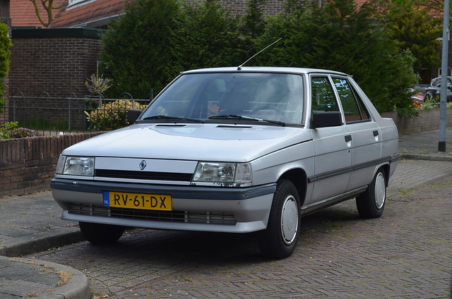 1987 Renault 9 RV-61-DX