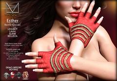 [[ Masoom ]] Esther Gloves @ Cosmopolitan