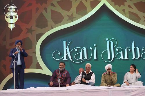 Raju Almast Ji, Innsbruck, Austria Reciting Almast Ji's Poem