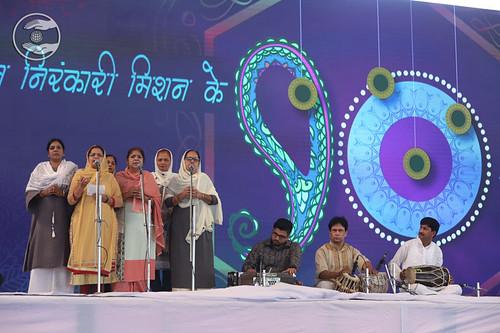 Sindhi Geet by Ganga Ji and Sathi, Kolhapur MH