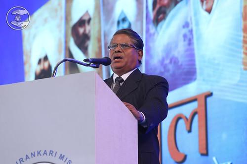 Speech by HS Sirohy Ji, Delhi