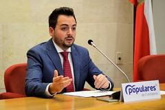 Rueda de prensa de Álvaro Aguirre