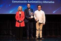 FotosGala25Aniversario35_premioDefensaDerechosBuenasPracticas_ARASAAC