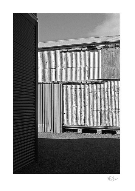 With a Nod to Paul Strand