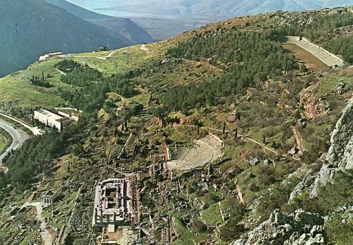 Greece - Delphi (General view)