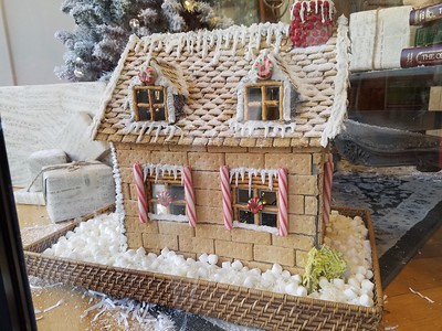 Putnam Gingerbread Trail