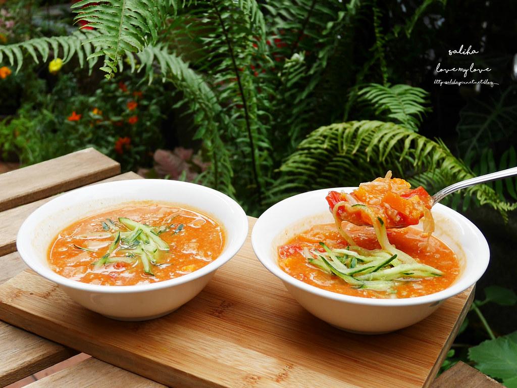 台北士林區天母私廚房Snuggles Kitchen花園下午茶咖啡素食  (3)