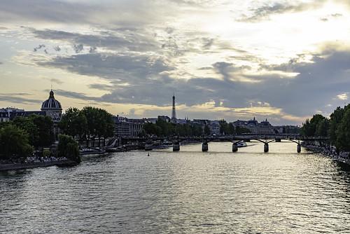 couché sur Paris