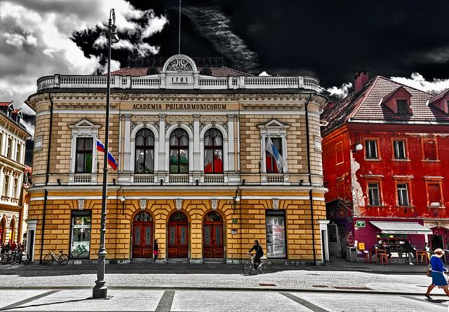 Ljubljana - Slovenian Philharmonic Orchestra