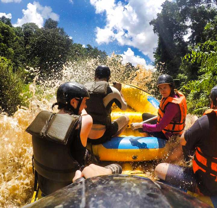 Khampan Rafting (Chiang Mai, Thailand) – Brochures, Info, Price & Travellers Reviews